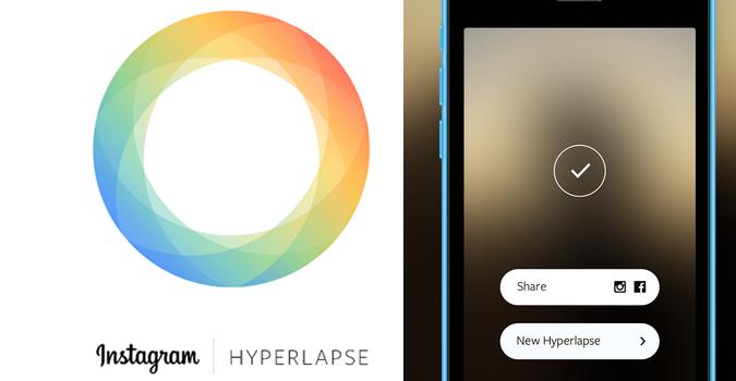 hyperlapse application instagram