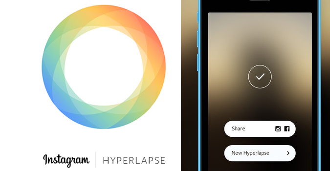 hyperlapse application instagram
