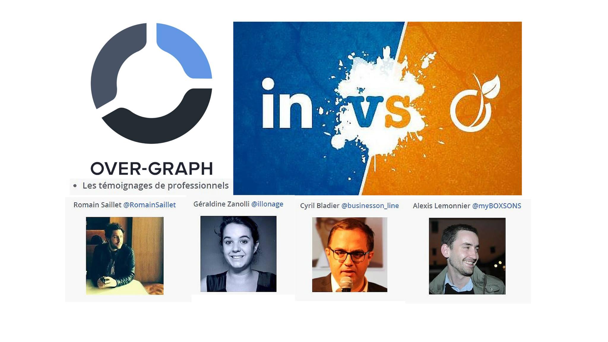 linkedin viadeo alexis lemonnier boxsons overgraph réseaux sociaux community management