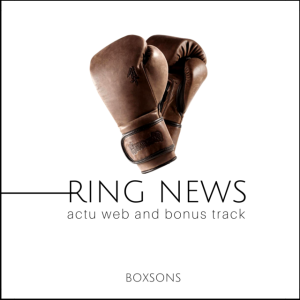 ring news boxsons web cm community management art alexis lemonnier boxsons, boxson