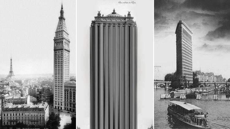 haussmann manhattan paris newyork architecture vahram