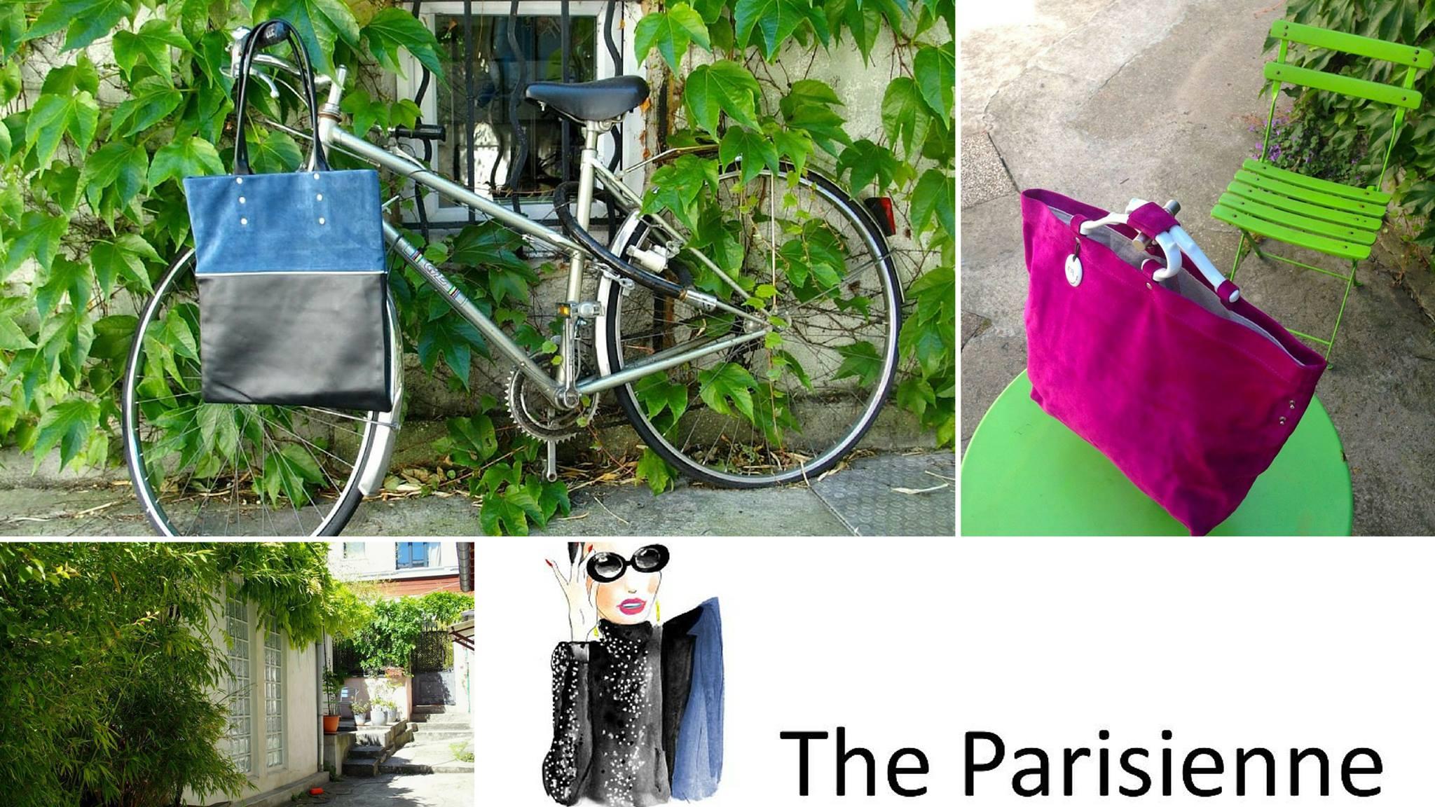 the parisienne manufacture des rigoles paris sac made in france