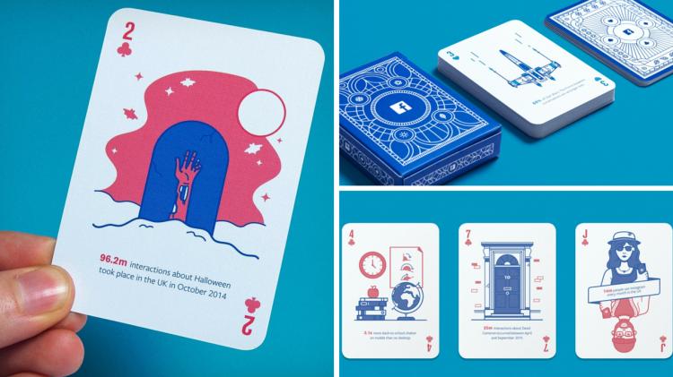 carte, jeu de cartes, human after all, facebook, marketing, insights marketing, social media, design, communication, mark zuckerberg, palo alto