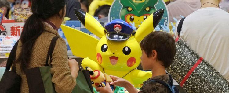 pokemon, pokemon go, entreprise, pokestop, pokeball, jeu, application mobile, nantic, nintendo, buzz, phénomène, monoprix, commerce, socialmedia, boxsons, alexis lemonnier